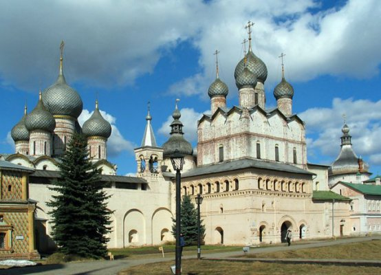 Sights of the Great Rostov in a two-day self-guided tour