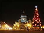 Рождественские туры 2017 по России